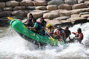 Best Rafting in Durango. Most expierenced guides and the most fun on the wa...