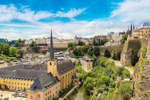 GAILY TOUR in LUXEMBOURG - Gay & Lesbian Tour