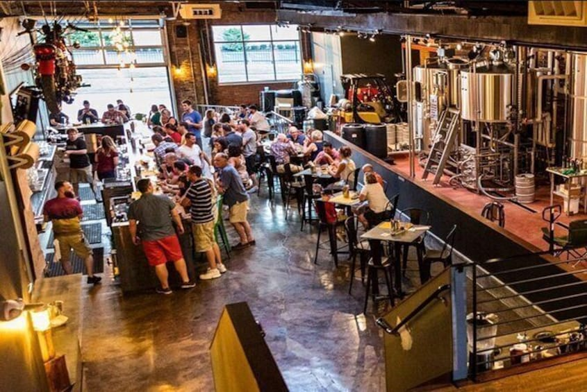 Show item 2 of 6. 3.5 Hours Discover Cleveland: Brewery Tastings Tour