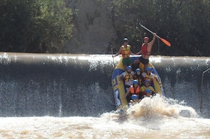 Rafting + paella from 1:00 p.m. to 5:00 p.m.