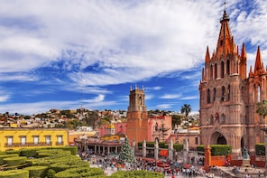 Enchanting San Miguel de Allende - Fully Guided Private Tour