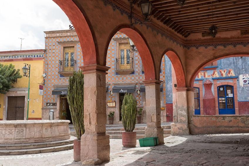 Private tour to Vineyards in Querétaro and Peña de Bernal