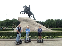 Mystical Petersburg – thematic Segway tour