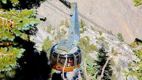 Aerial Tram in Palm Springs