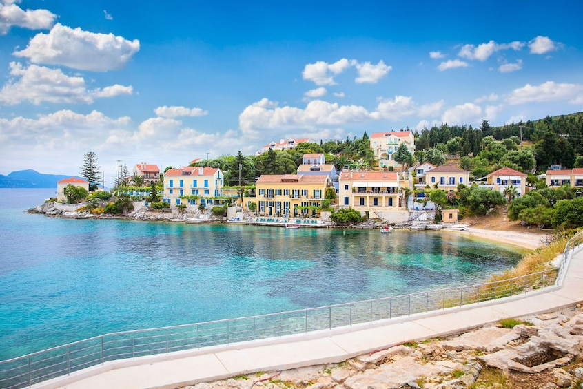 Lefkada Cruise from Kefalonia