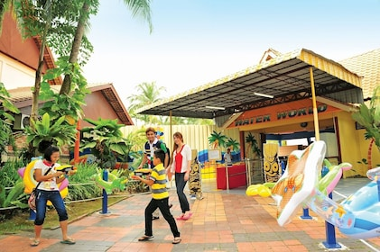 Full Day A'Famosa Theme Park Experience