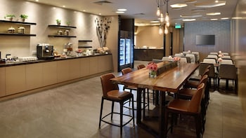 Plaza Premium Lounge in Singapore Changi Airport (SIN)