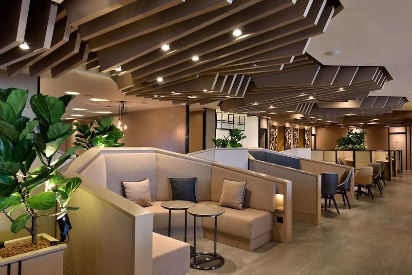 Show item 5 of 8. Plaza Premium Lounge at Singapore Changi Airport (SIN)
