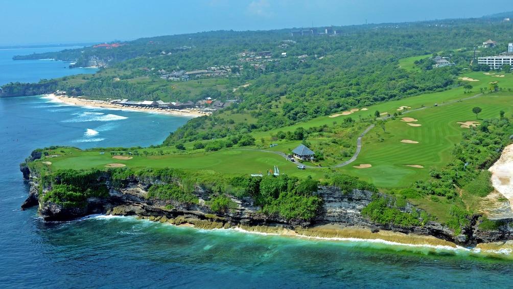 Tampilkan item 1 dari 7. Golf course near the ocean in Bali