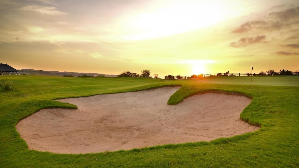 Tampilkan item 3 dari 7. New Kuta Golf Package with Private Transfer
