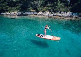 KAYAKING or SUP-ing AROUND ISLANDS