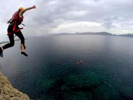 Coasteering Adventure in Majorca