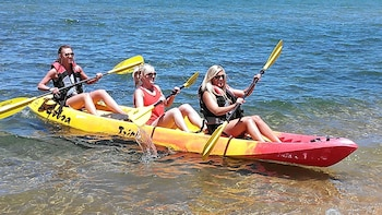 Kayak Rental on Lake Tahoe