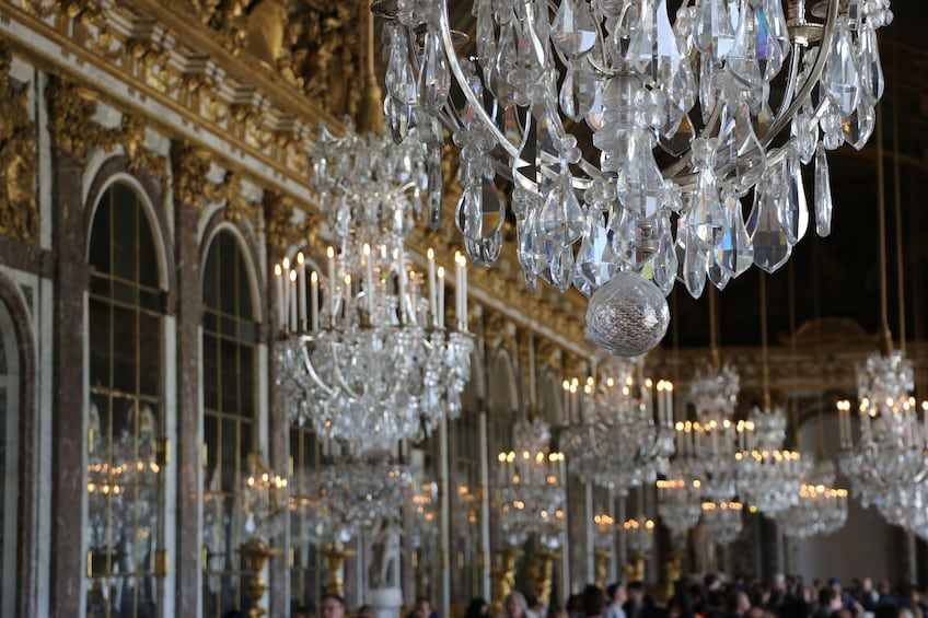 Show item 3 of 7. Virtual Tour of Versailles with Expert Guide