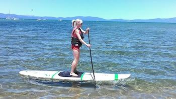 Lake Tahoe Stand-Up Paddleboard Rental