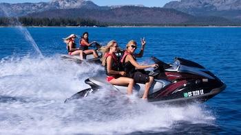 Lake Tahoe Jet Ski Rental
