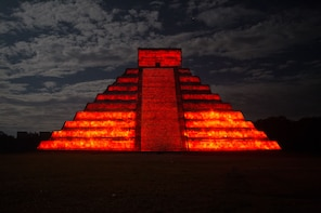 Chichén Itzá Light & Sound with Skip-the-Line, Cenote Chukum