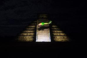 Chichén Itzá Light & Sound with Day Tour & Cenote Tsukan