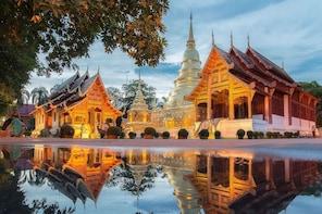 5 Days Chiang Mai, Doi Suthep, Rafting & Doi Inthanon