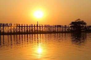 7 Day Yangon, Bagan, Mandalay, Inne Lake & Ubein Bridge