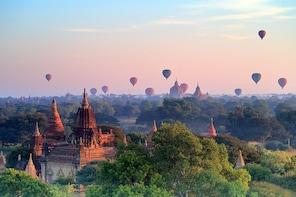 10 Days Yangon, Bagan, Golden Rock, Mandalay & Inne Lake