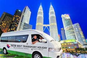 Cameron Highlands to Singapore Chauffeur Transfer [Van]