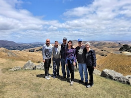 Private Sightseeing Tour of Napier & the Bay