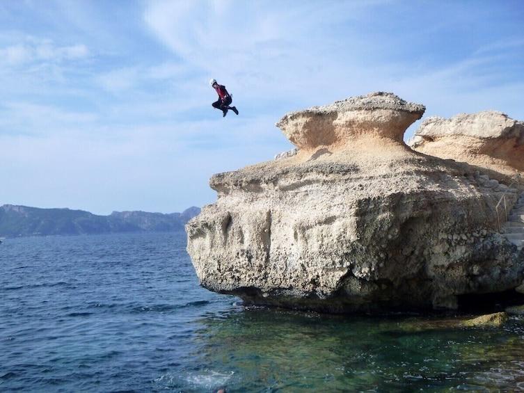 Show item 1 of 10. Try adventure, try coasteering - North coast