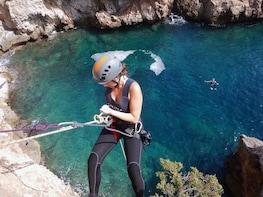 Try adventure, try coasteering - South-west coast