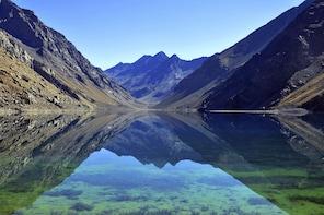 Portillo and Inca Lagoon Tour
