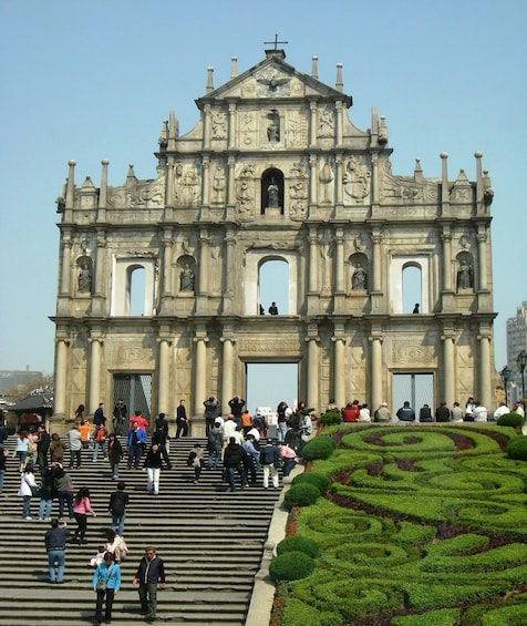 Show item 3 of 9. Experience Macao Historical Sightseeing & Landmarks Tour (no