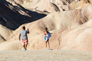 7 Day Western National Parks Tour with Camping