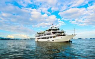 2 Day Sapphire Cruise to Halong & Lan Ha Bay