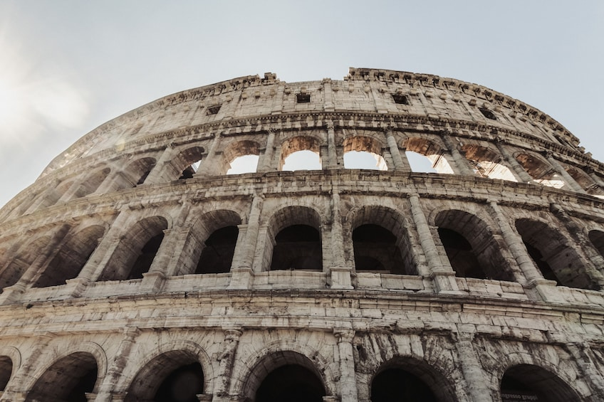 Show item 5 of 10. Online Tours from Home Colosseum & Gladiators