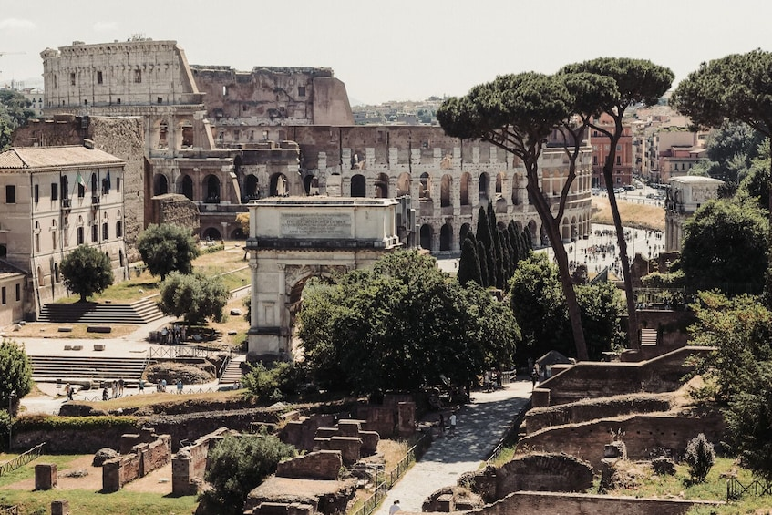 Show item 4 of 10. Colosseum & Gladiators: OnlineTour with Live & Local Guide