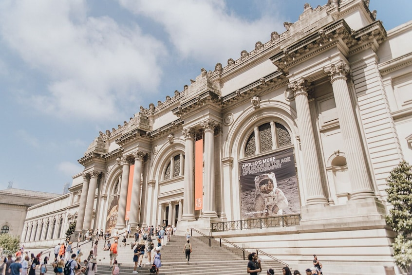 Show item 3 of 10. Tours from Home: NYC Met Museum With a Twist
