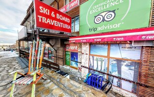 Bansko: Ski and Snowboard equipment rental