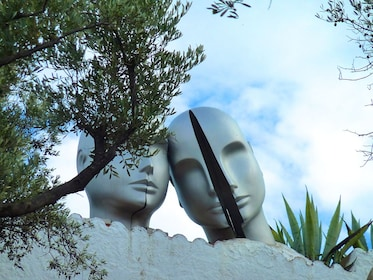 Dali Triangle Interactive Virtual Tour