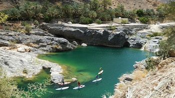 Wadi Thrills - Wadi Arbayeen - Full Day Tour