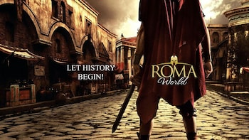 ROMA WORLD, Where you become an ancient roman