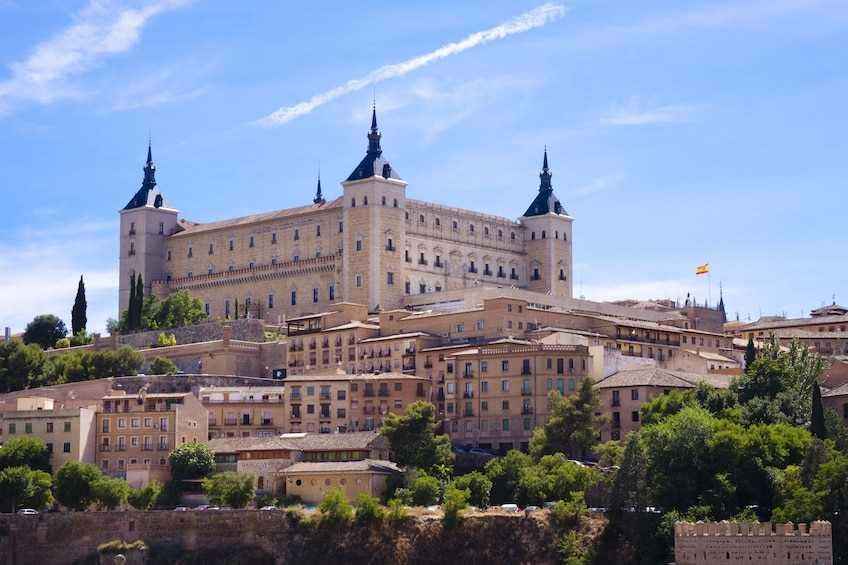 Show item 2 of 10. Private tour Toledo & Segovia from Madrid