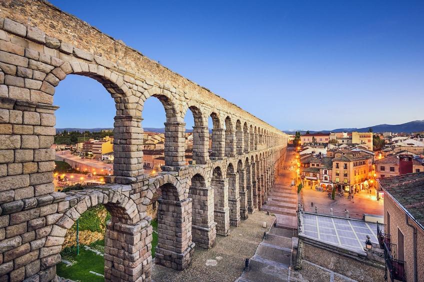Show item 1 of 10. Private tour Toledo & Segovia from Madrid