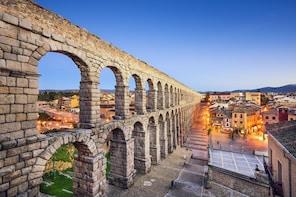 Private tour Toledo & Segovia from Madrid