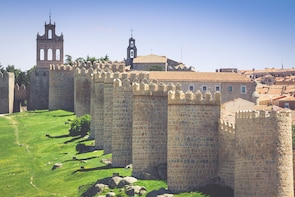 Private tour to Avila & Salamanca from Madrid