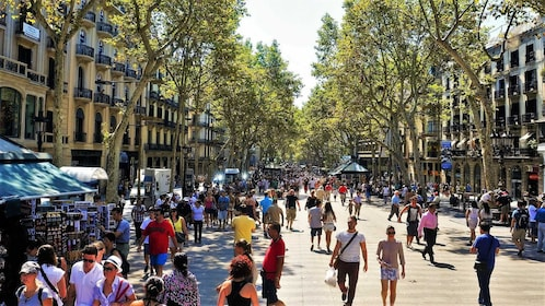 Best of Barcelona Interactive Virtual Tour
