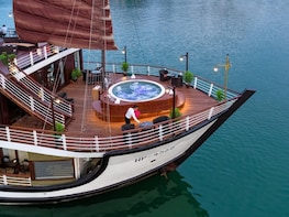 3 Days with Orchid Cruise, Lan Ha Bay & Halong