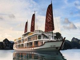2 Day Halong & Lan Ha Bay Tour on Azalea Cruise