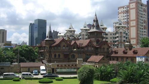a Jewish center in Shanghai