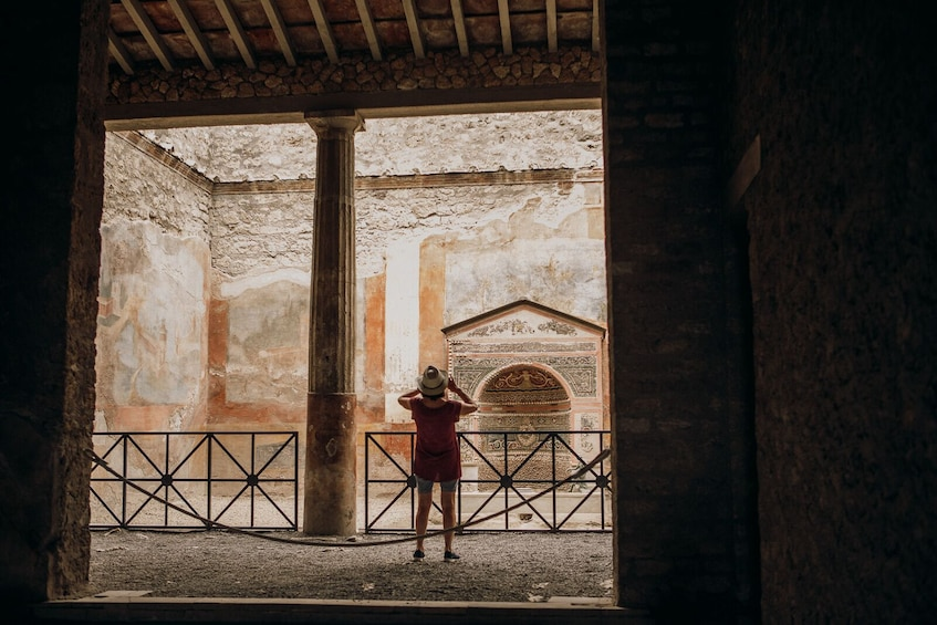 Show item 10 of 10.  Best of Pompeii : Online Tour with Live & Local Guide