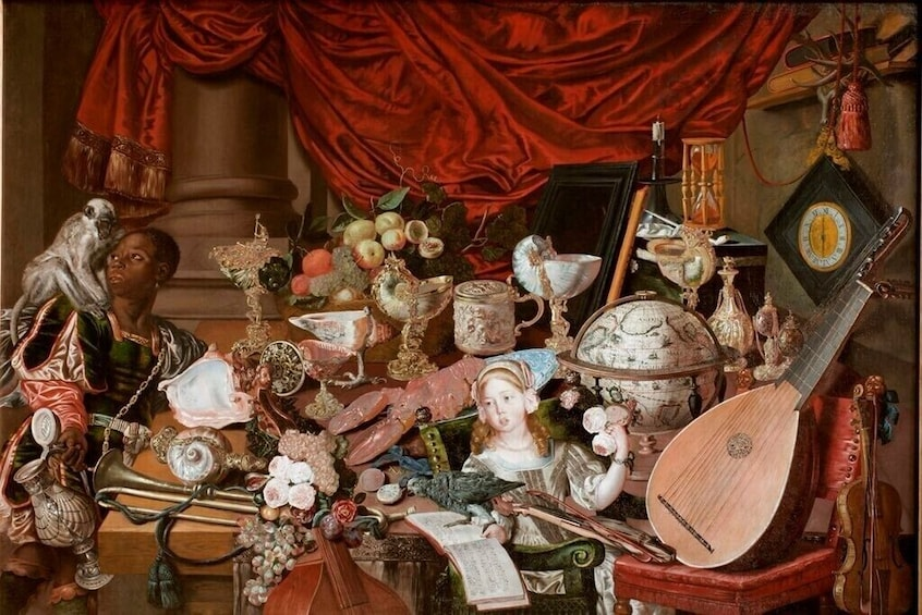 Show item 5 of 10. Withlocals LIVE Virtual Experience - Cabinet of Curiosities
